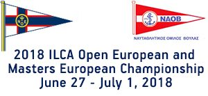 2018 ILCA Open European and Masters European Championship June 27 - July 1, 2018