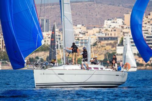 Hydra Race 2019_YCG ©Nikos Alevromytis